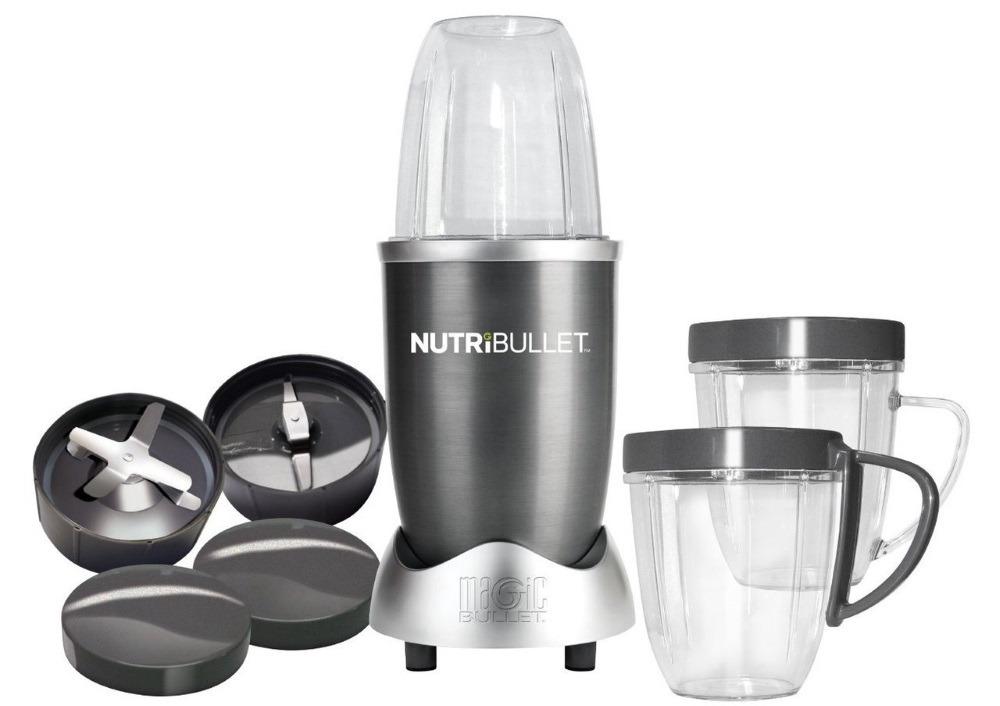 Главные преимущества NutriBullet