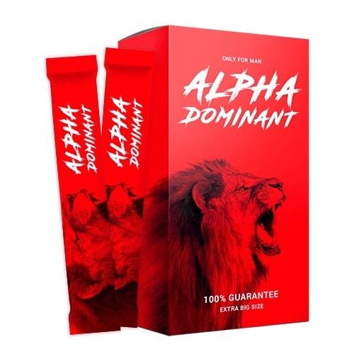 Alpha Dominant для увеличения члена