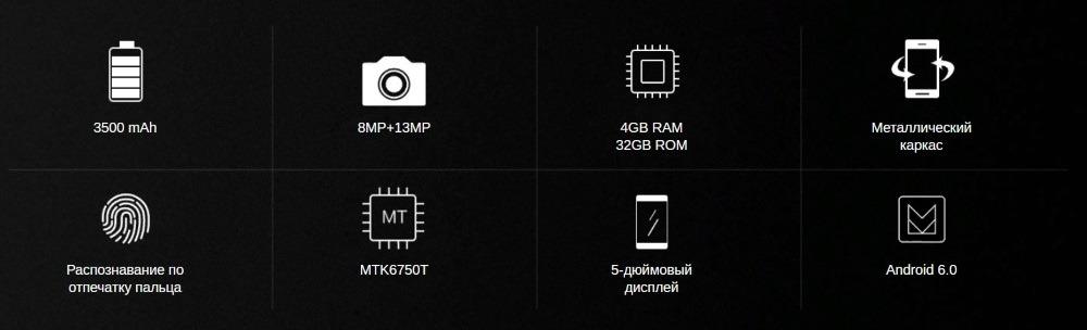 Главные преимущества телефона Blackview BV7000 Pro