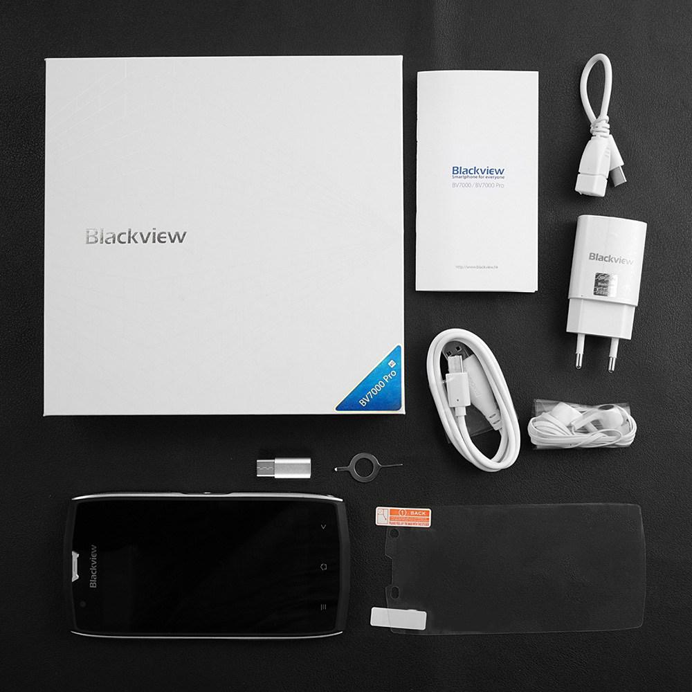 Отзывы на защищенный смартфон Blackview BV7000 Pro