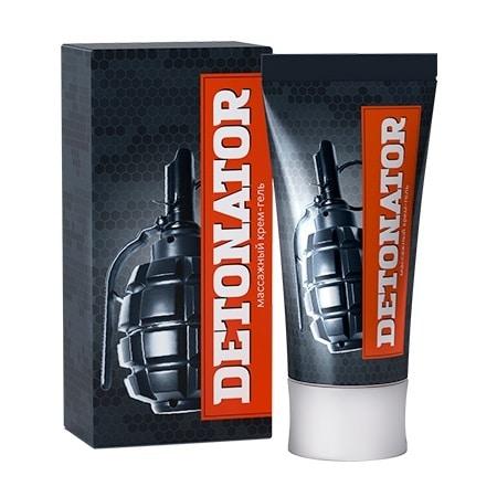 Detonator (Детонатор) гель для увеличения члена