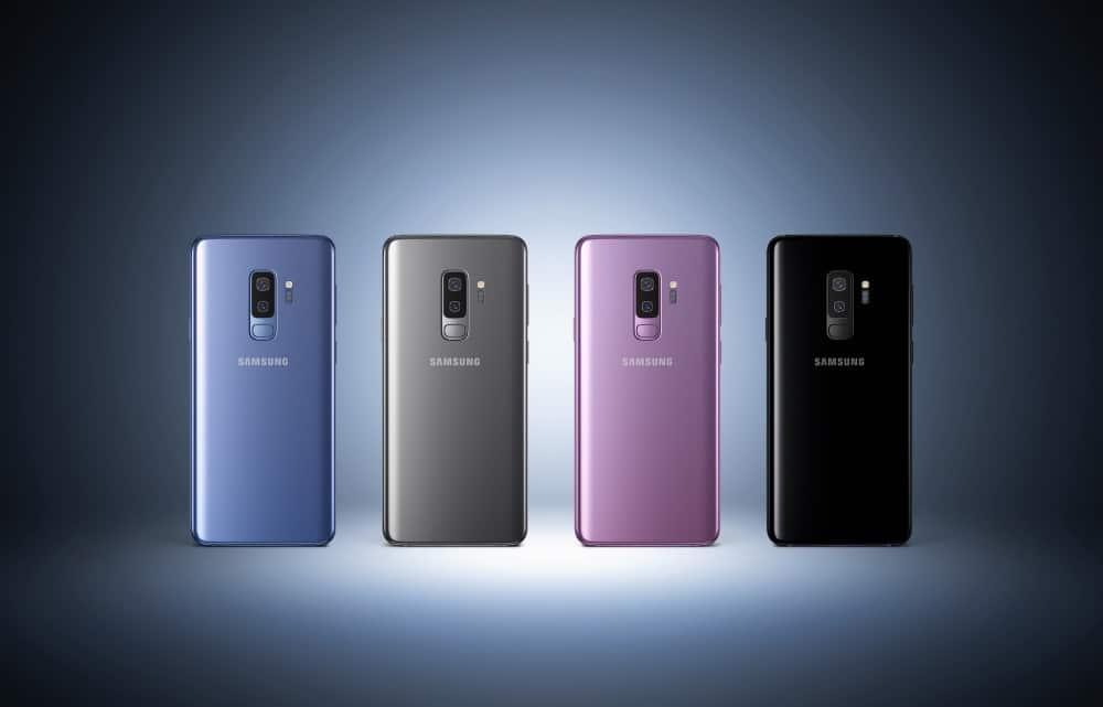 Обзор на реплику SamsungGalaxyS9
