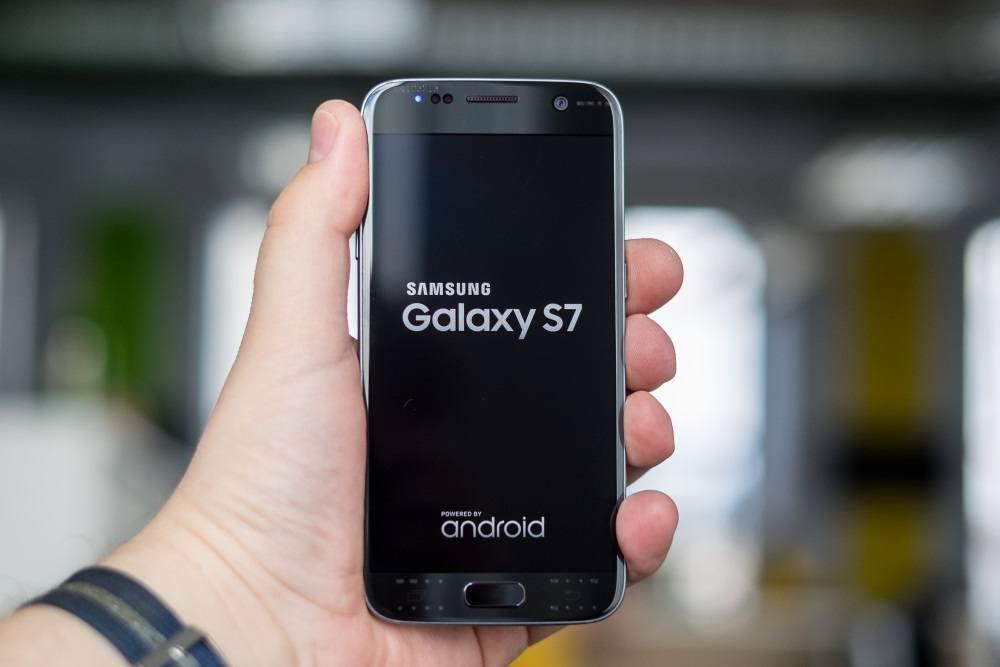Обзор на реплику SamsungGalaxyS7