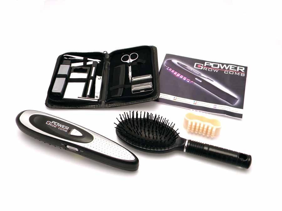 Упаковка и комплектация Power Grow Comb