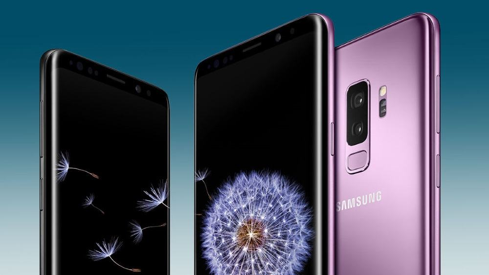 Внешний вид реплики Samsung Galaxy S9