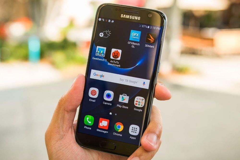 Внешний вид реплики Samsung Galaxy S7