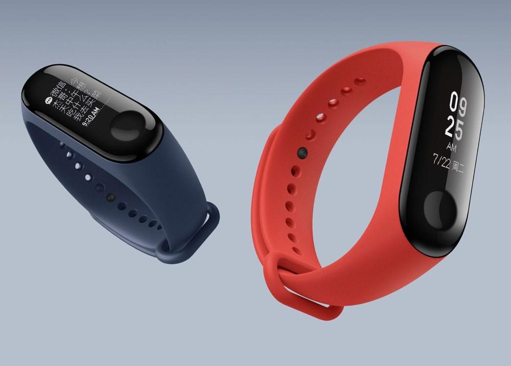 Фитнес-браслет Xiaomi Mi Band 3: купить, отзывы, цена, обзор