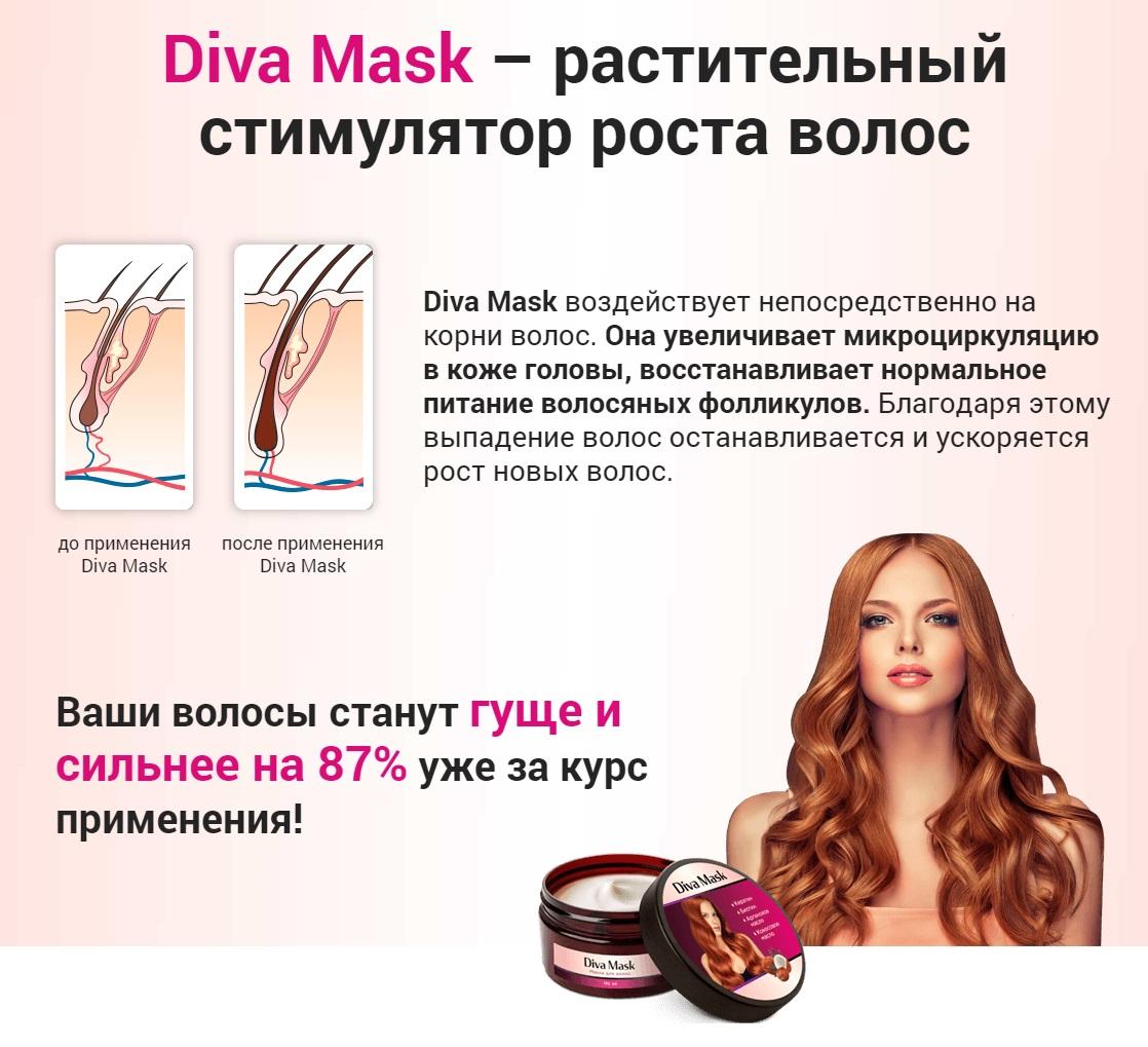 Что такое Diva Mask