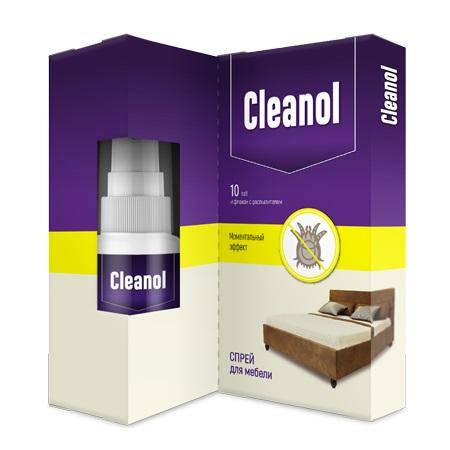 Cleanol Home от пылевых клещей