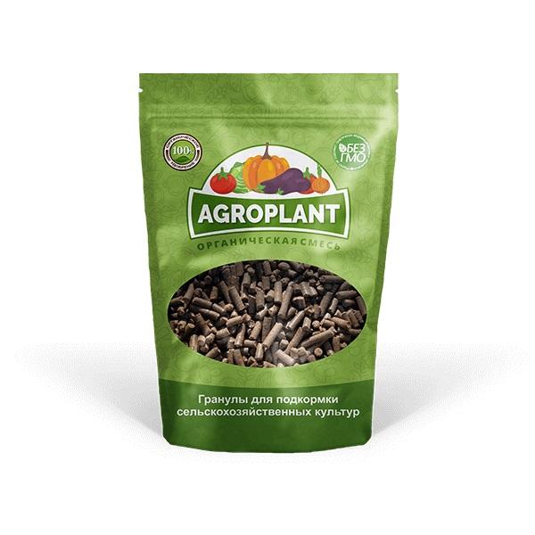 AgroPlant (АгроПлант) комплексное гранулированное биоудобрение