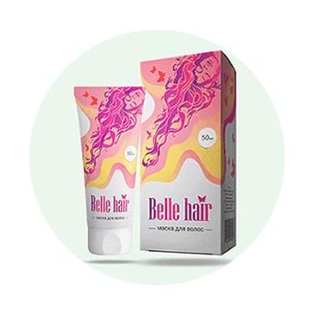 Belle Hair маска для восстановления волос