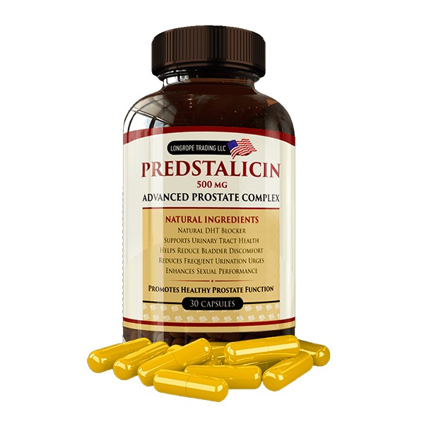 Predstalicin (Предсталицин) капсулы от простатита