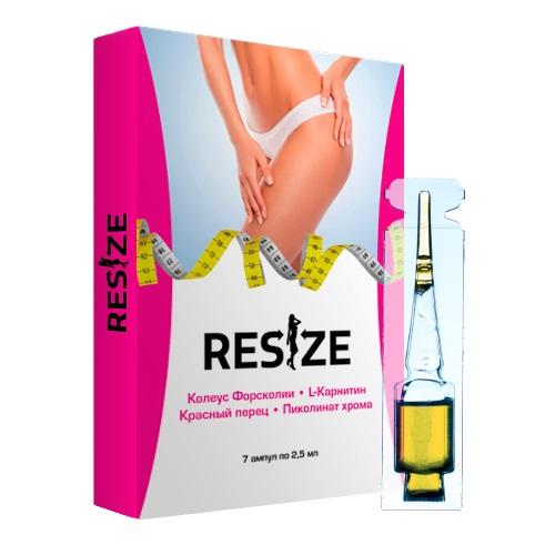 Resize (Ресайз) ампулы для похудения