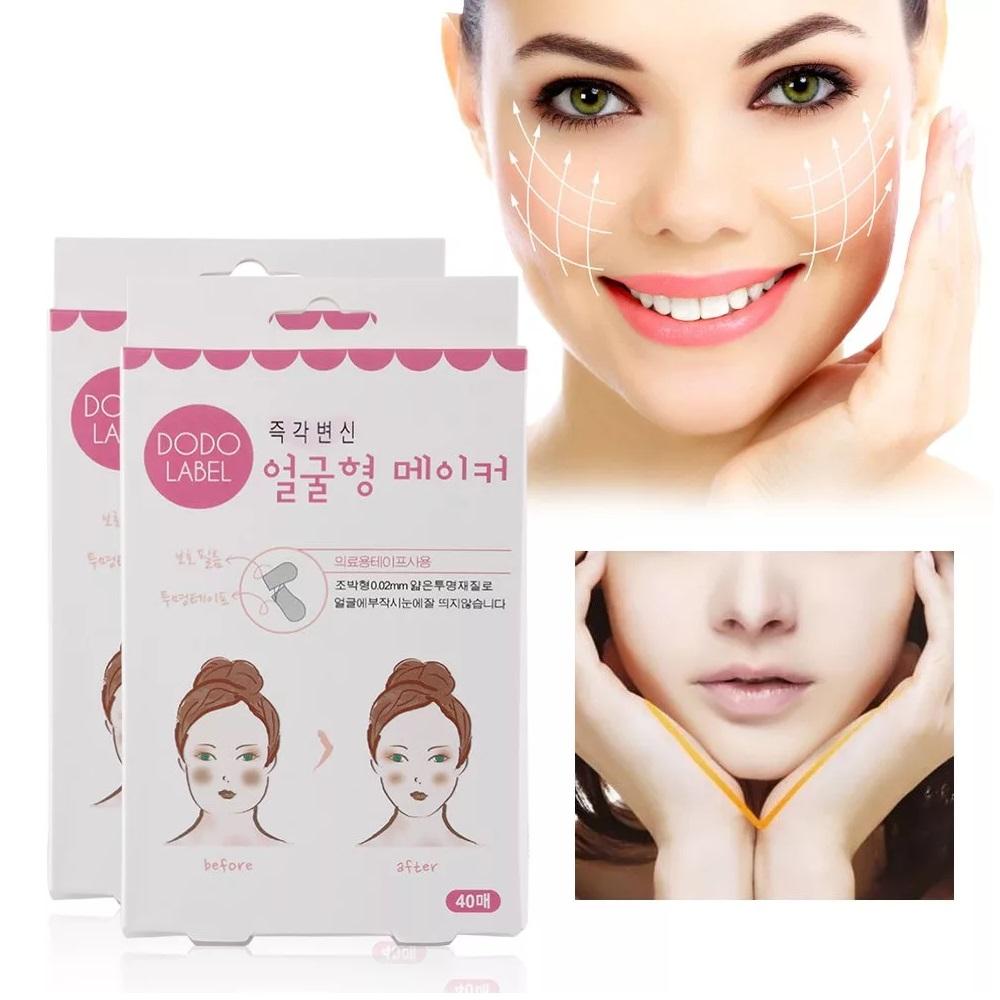 Beauty Angel пластыри для подтяжки лица