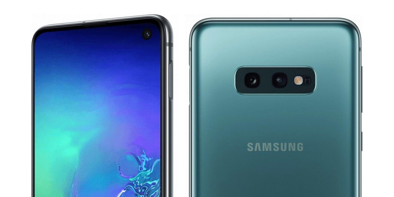 Внешний вид реплики Samsung Galaxy S10