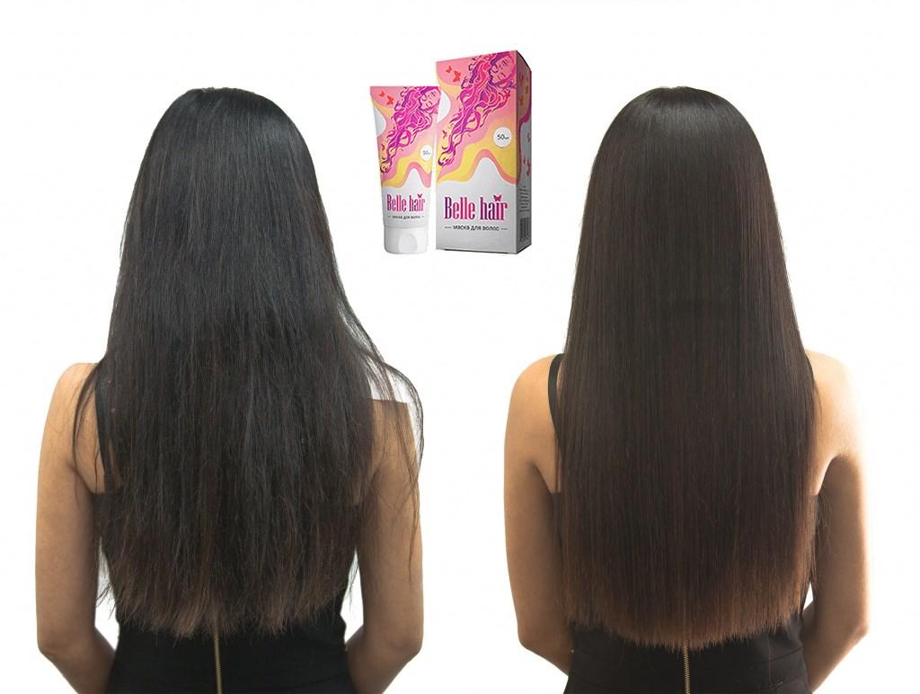 Какой эффект вы получите, используя Belle Hair