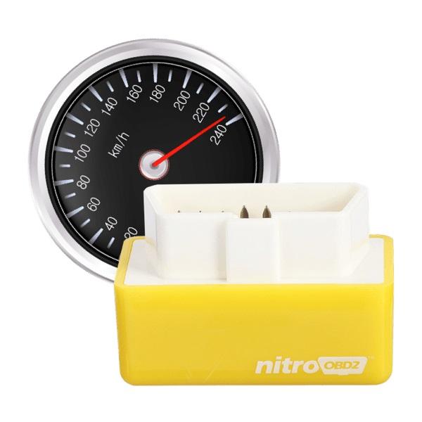 Nitro PowerBox для повышения мощности автомобиля в Щёлково